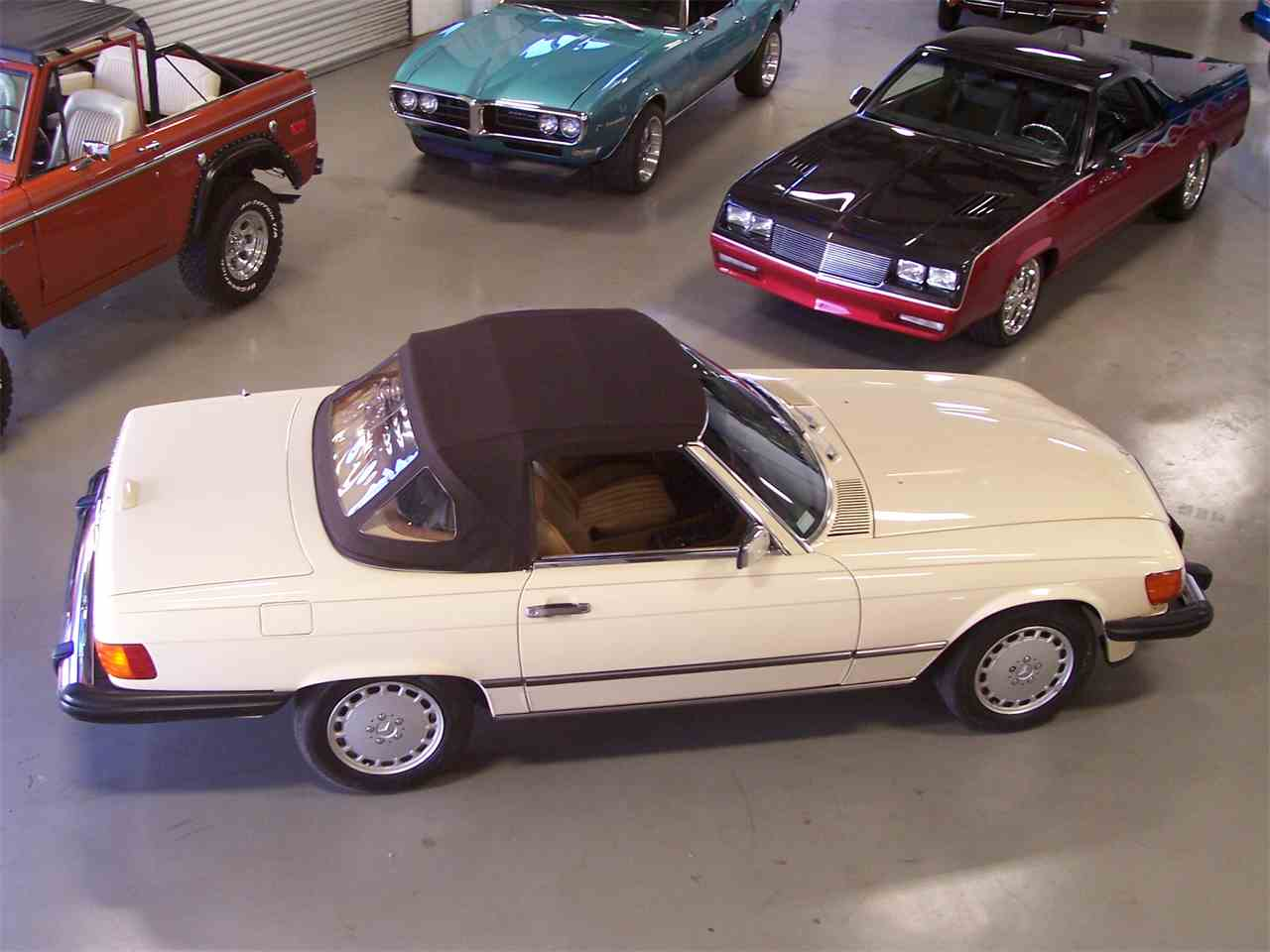 Large Picture of 1989 Mercedes-Benz 560SL - $29,900.00 - M4KP