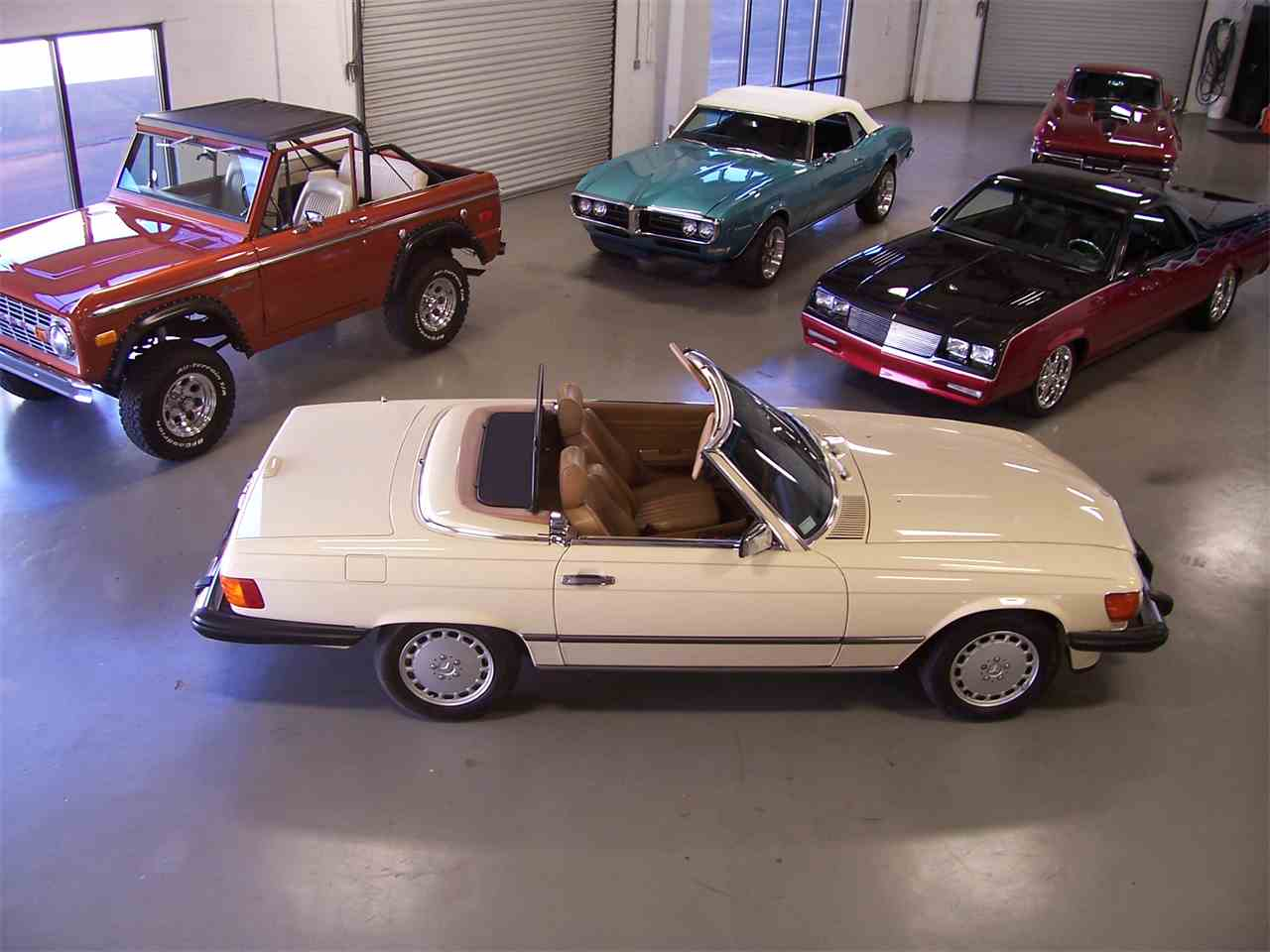 Large Picture of 1989 Mercedes-Benz 560SL - $29,900.00 Offered by Cloud 9 Classics - M4KP