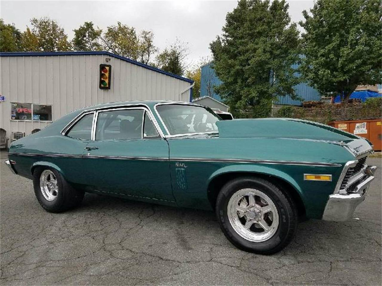 Large Picture of Classic '71 Nova Offered by Eric's Muscle Cars - M4LG