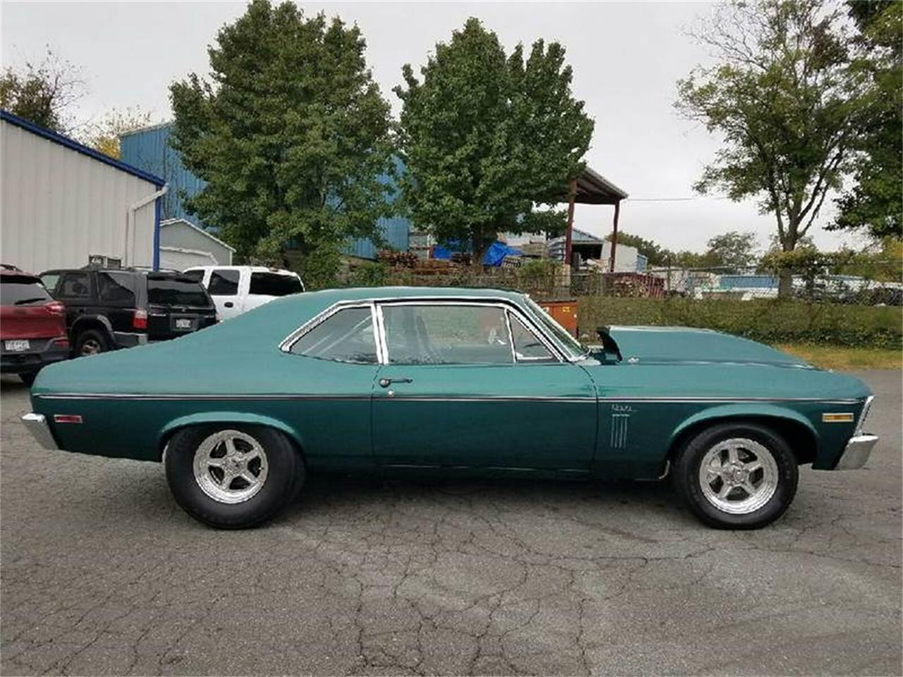 Large Picture of Classic 1971 Nova located in Clarksburg Maryland - $24,900.00 - M4LG