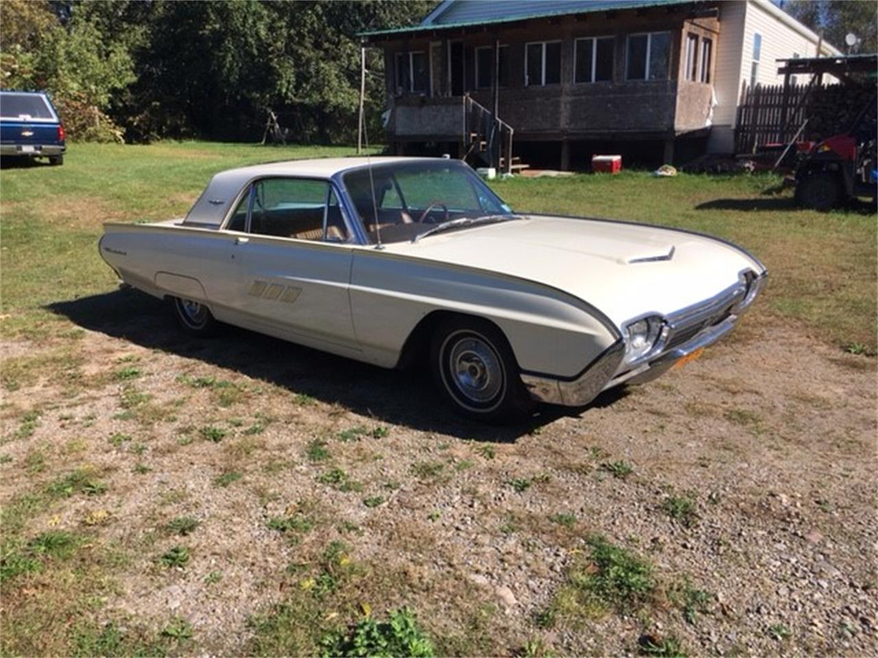 Large Picture of 1963 Ford Thunderbird located in Shortsville New York - $13,950.00 Offered by a Private Seller - M4ND