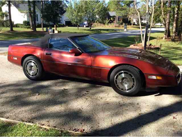 Picture of '87 Corvette - M4NH