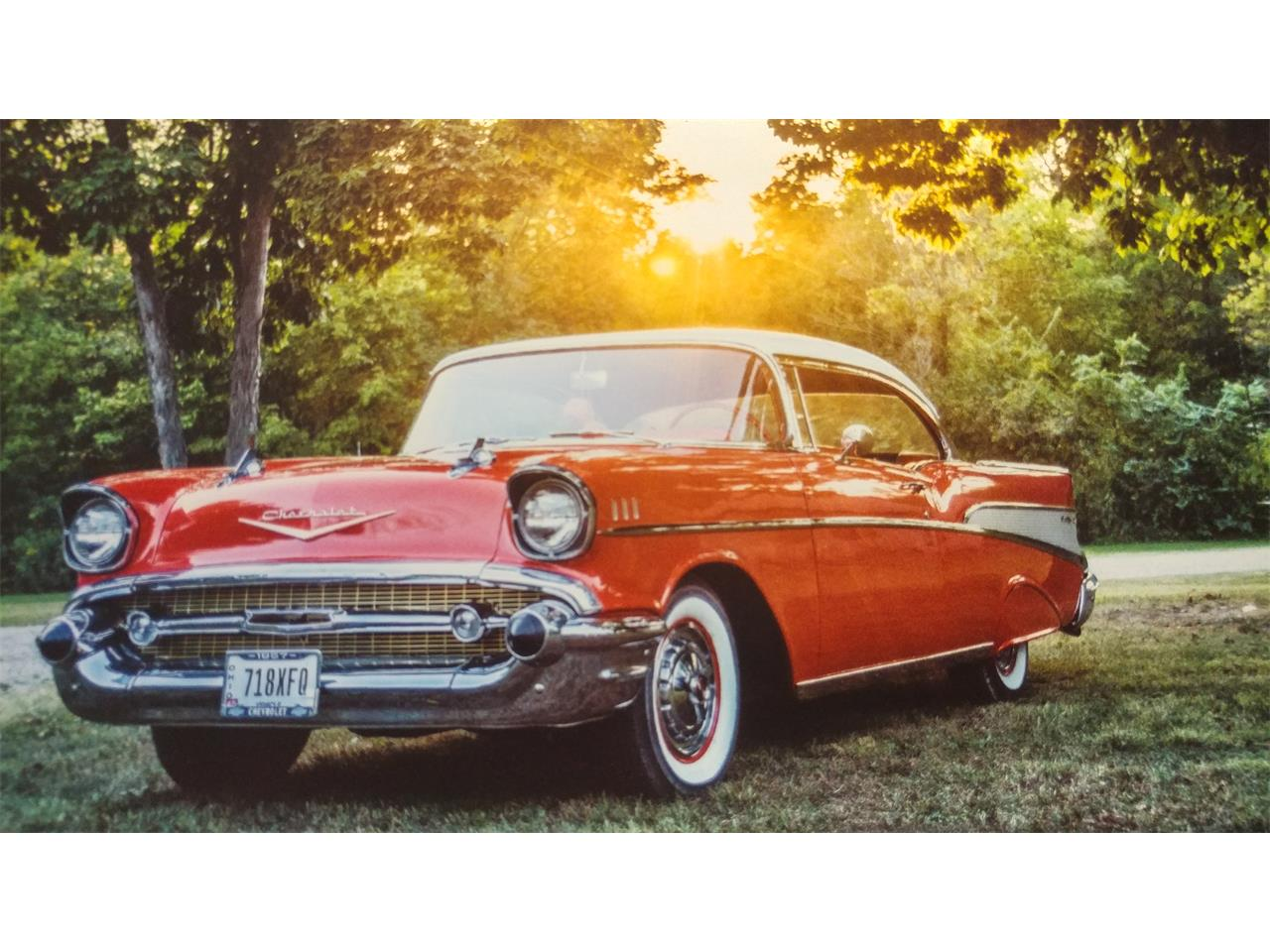 Large Picture of '57 Bel Air - M4NR