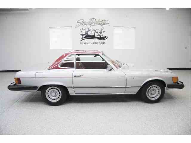 Picture of '76 450SL - M2Y0