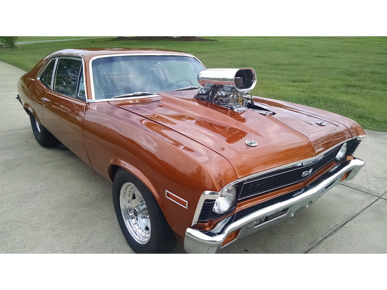 1972 chevrolet nova ss for sale classiccars cc 1032609 72 Chevy Impala large picture of 72 nova ss m4rl