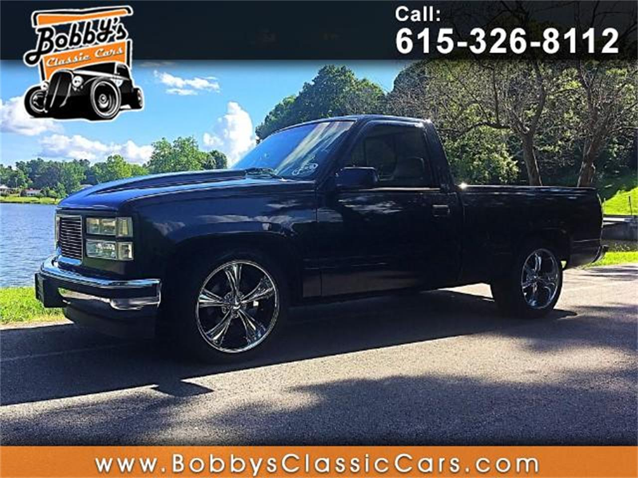 95 gmc pickup truck