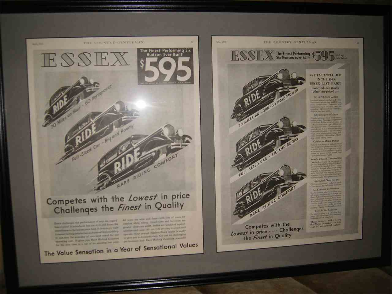 Large Picture of '31 Essex - M4SK