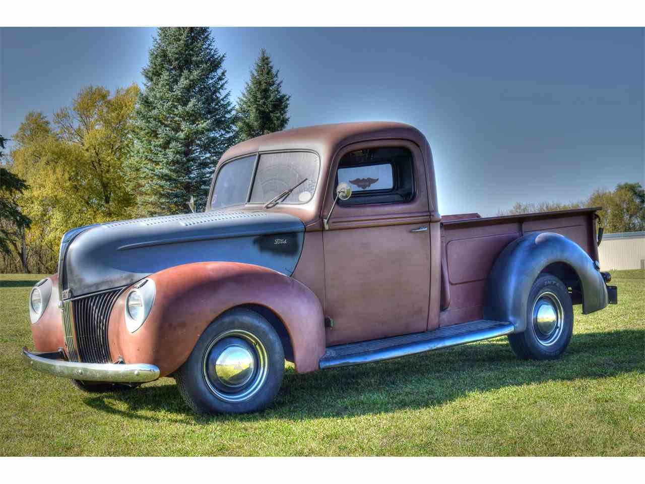 1940 Ford Pickup for Sale | ClassicCars.com | CC-1032652