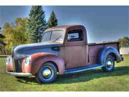 Picture of Classic 1940 Ford Pickup located in Watertown Minnesota - M4SS