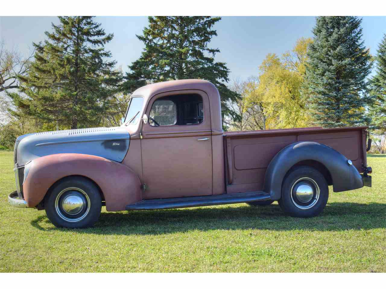 Large Picture of 1940 Ford Pickup - $35,000.00 - M4SS