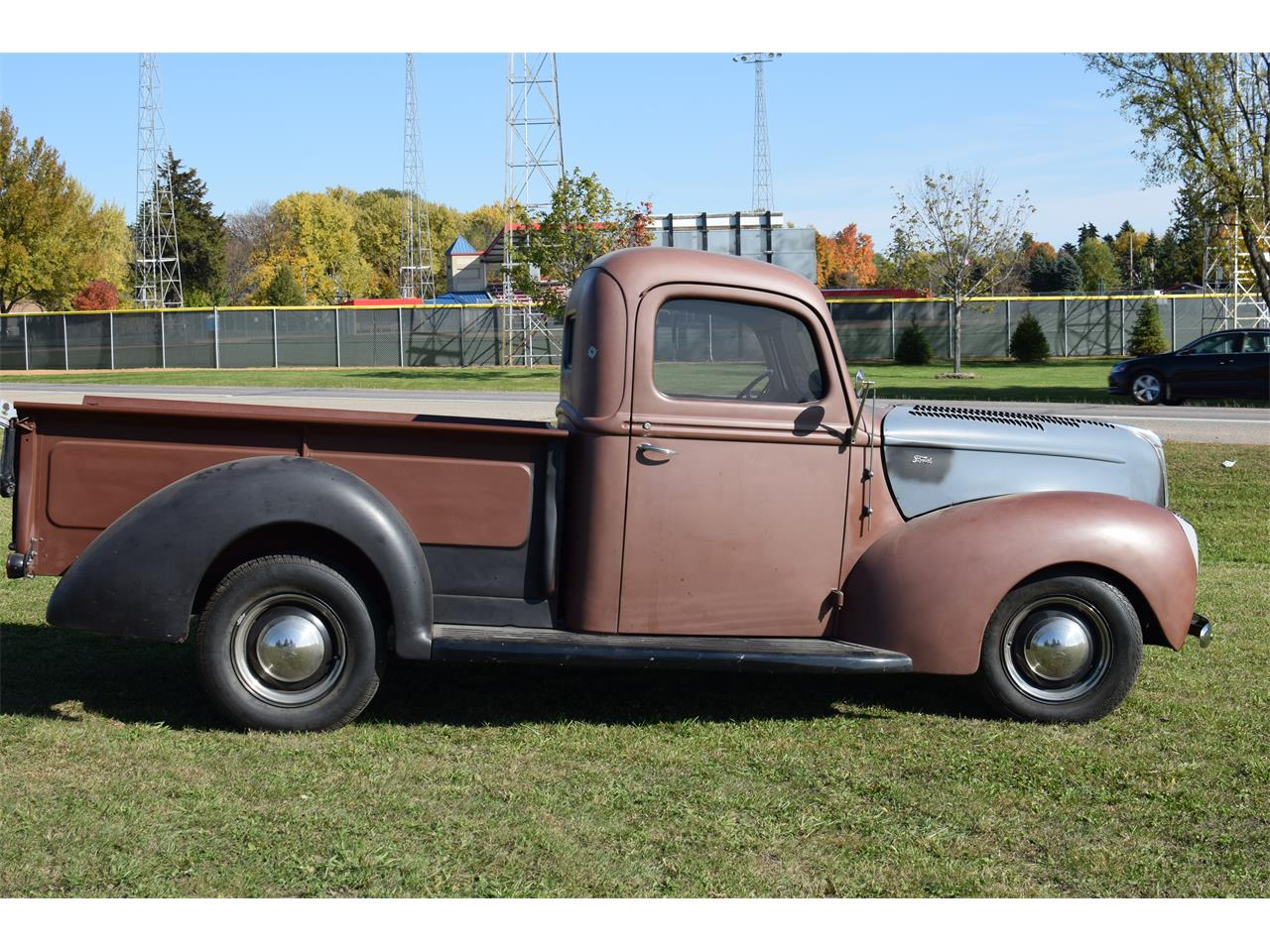Large Picture of '40 Pickup - M4SS