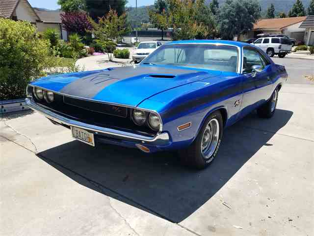 Picture of '70 Challenger - M4SX