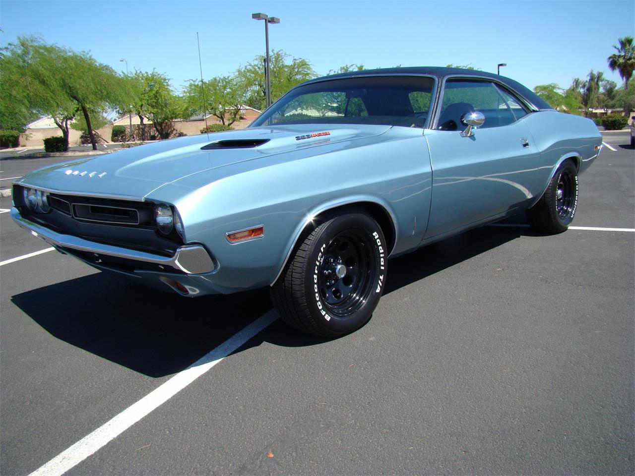 Large Picture of Classic '70 Dodge Challenger located in Phoenix Arizona - $20,000.00 Offered by a Private Seller - M4T9