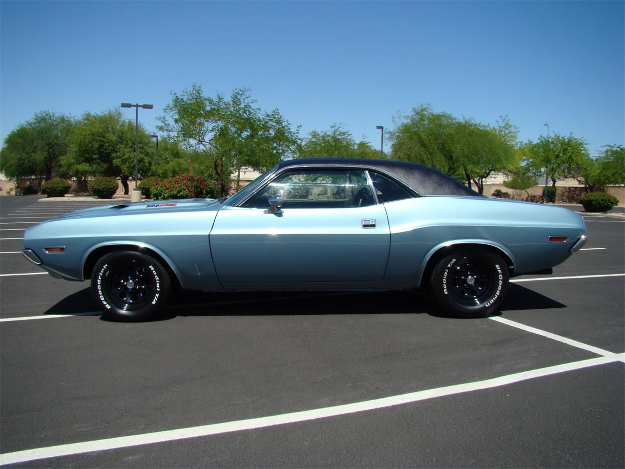 Large Picture of '70 Dodge Challenger located in Phoenix Arizona - $20,000.00 Offered by a Private Seller - M4T9
