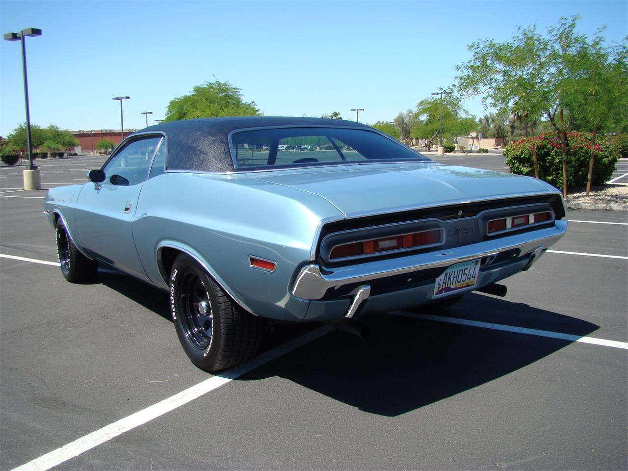 Large Picture of 1970 Dodge Challenger located in Arizona - $20,000.00 Offered by a Private Seller - M4T9