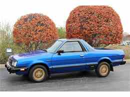 Picture of 1983 Subaru Brat located in Illinois - $14,900.00 Offered by Midwest Car Exchange - M4TU