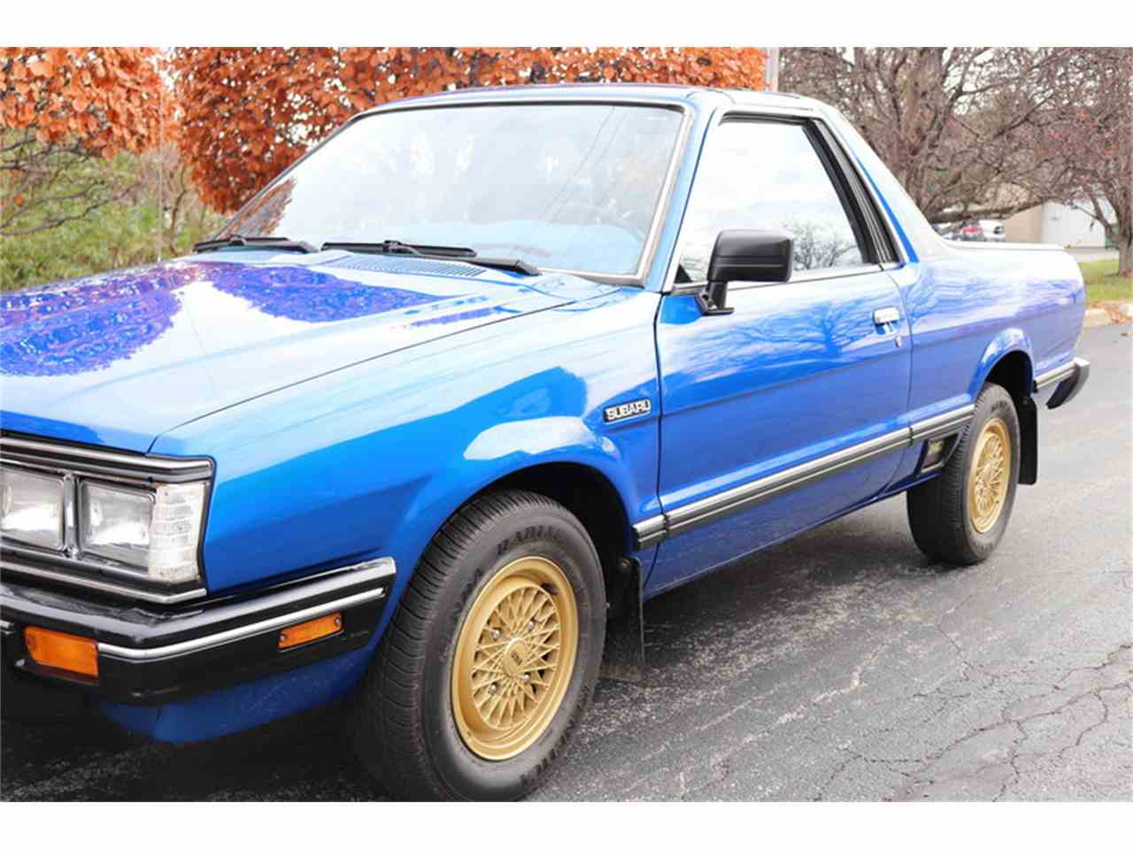 Large Picture of 1983 Subaru Brat located in Illinois - $14,900.00 Offered by Midwest Car Exchange - M4TU