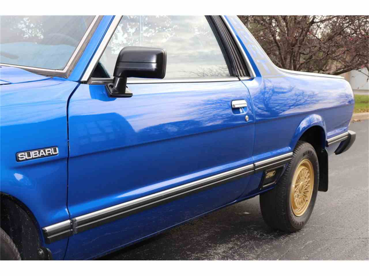 Large Picture of 1983 Brat located in Alsip Illinois Offered by Midwest Car Exchange - M4TU