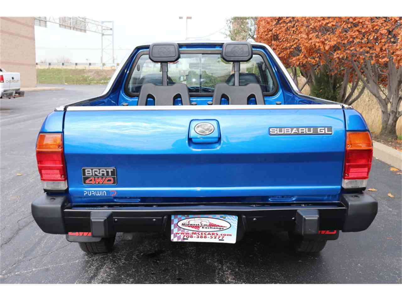 Large Picture of '83 Brat located in Illinois Offered by Midwest Car Exchange - M4TU