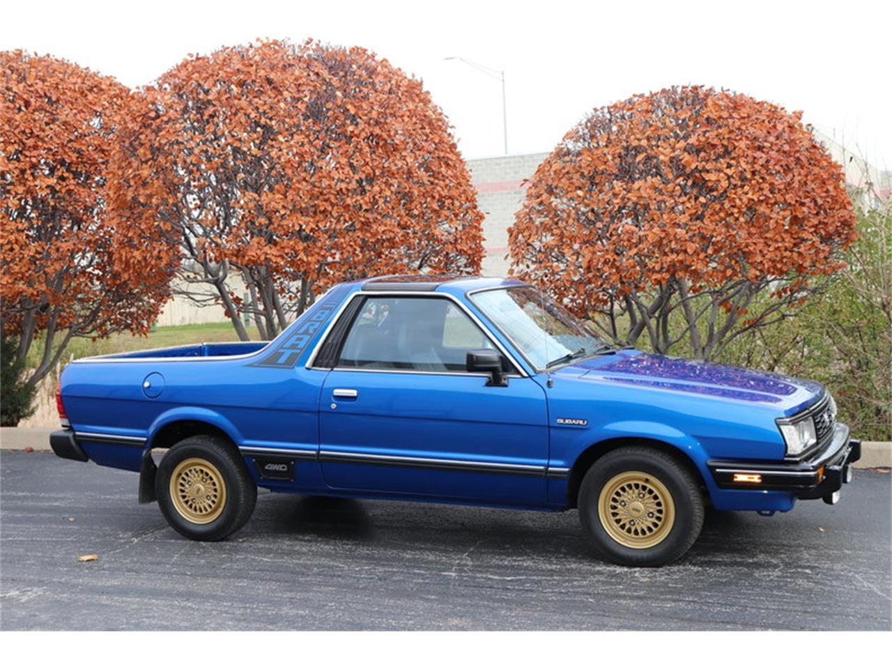 Large Picture of '83 Brat - M4TU