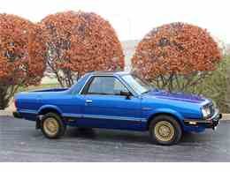 Picture of 1983 Subaru Brat - $14,900.00 Offered by Midwest Car Exchange - M4TU