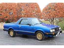 Picture of 1983 Subaru Brat located in Alsip Illinois Offered by Midwest Car Exchange - M4TU