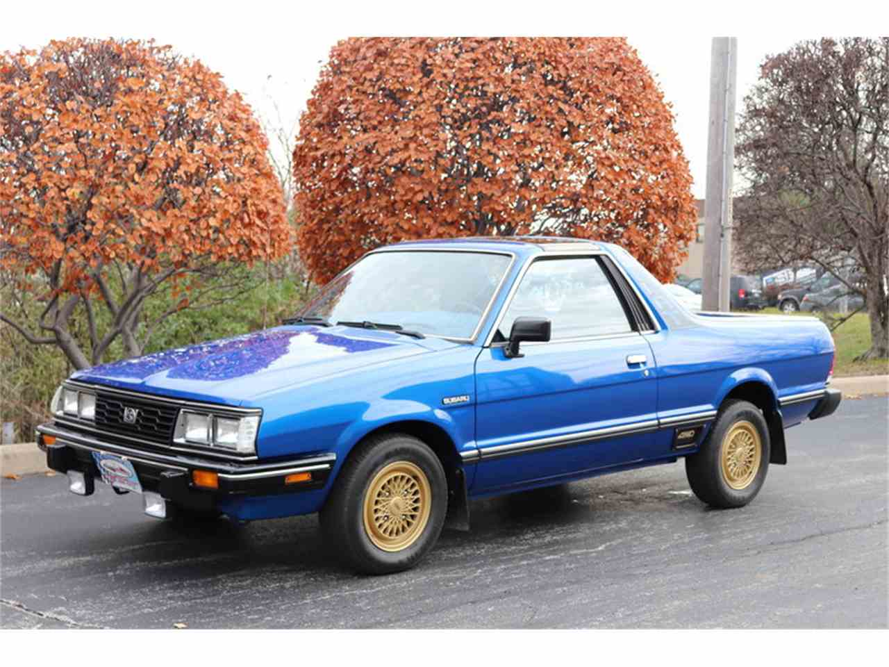 Large Picture of 1983 Subaru Brat located in Alsip Illinois - $14,900.00 Offered by Midwest Car Exchange - M4TU