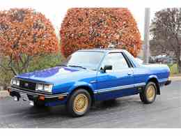 Picture of '83 Subaru Brat - $14,900.00 Offered by Midwest Car Exchange - M4TU