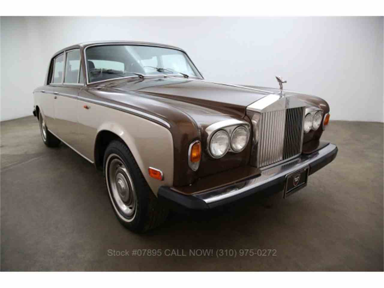 Large Picture of '79 Rolls-Royce Silver Shadow Offered by Beverly Hills Car Club - M4TX