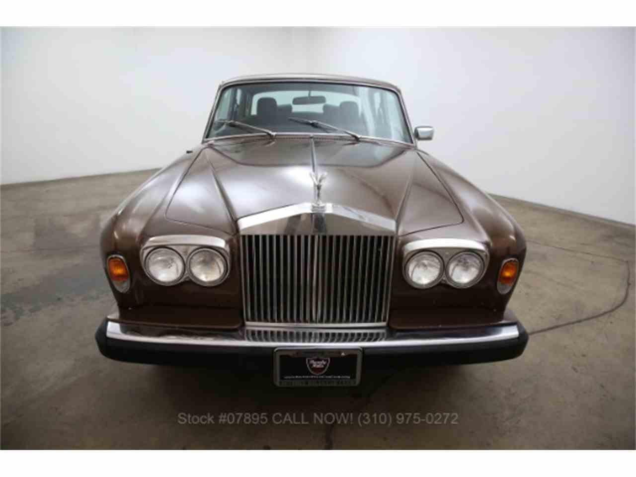 Large Picture of 1979 Rolls-Royce Silver Shadow - $9,750.00 Offered by Beverly Hills Car Club - M4TX