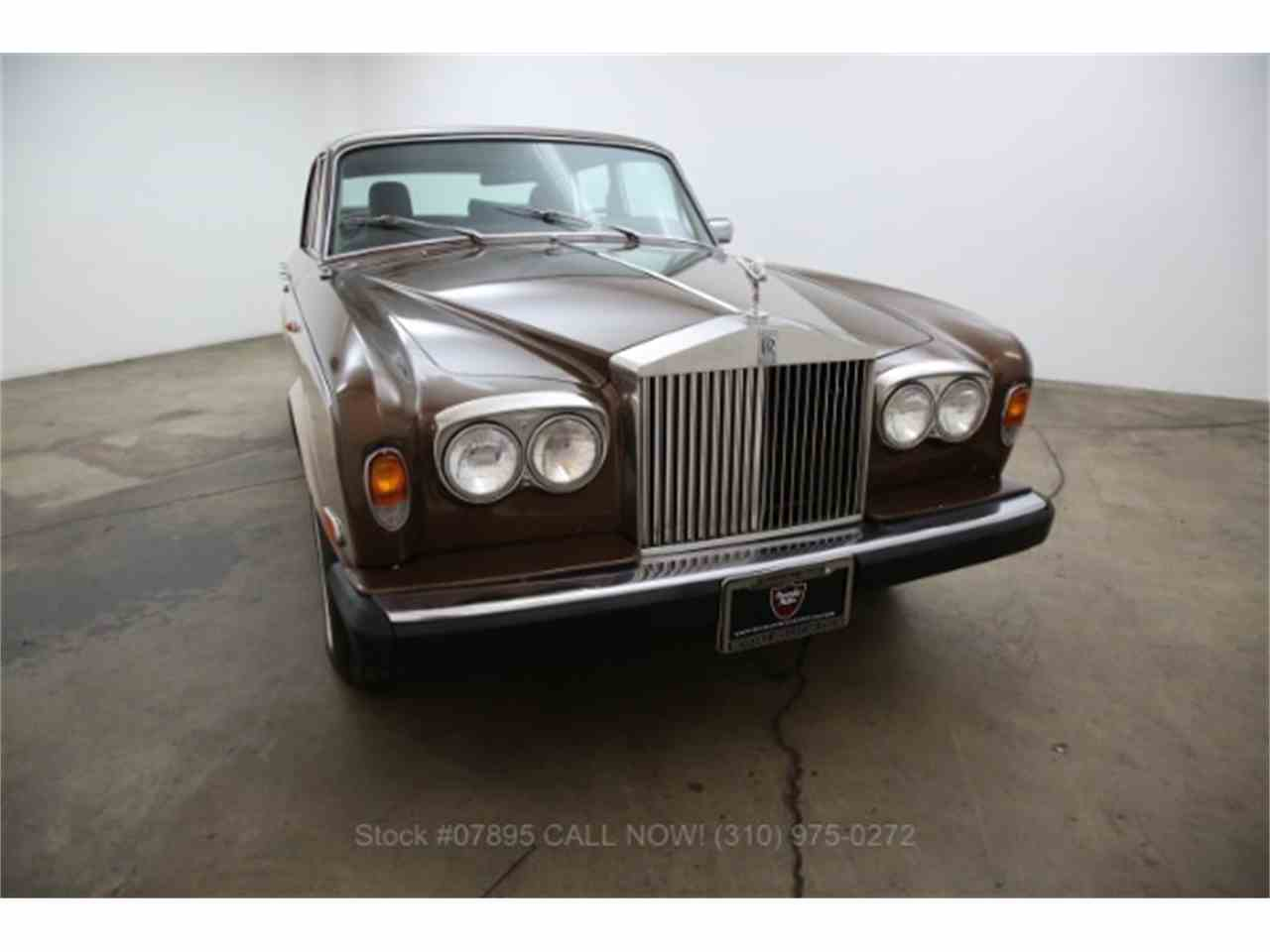 Large Picture of 1979 Rolls-Royce Silver Shadow located in Beverly Hills California Offered by Beverly Hills Car Club - M4TX