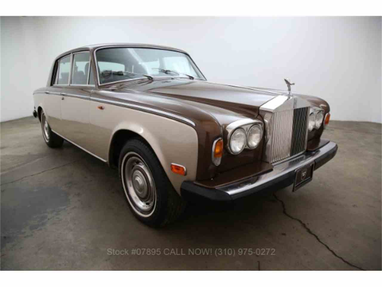 Large Picture of 1979 Rolls-Royce Silver Shadow - M4TX