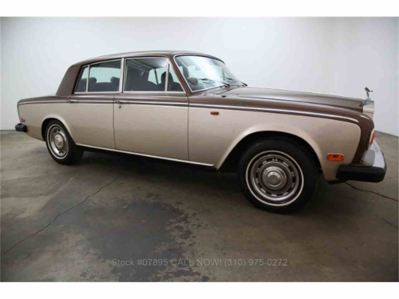 Large Picture of 1979 Silver Shadow - M4TX