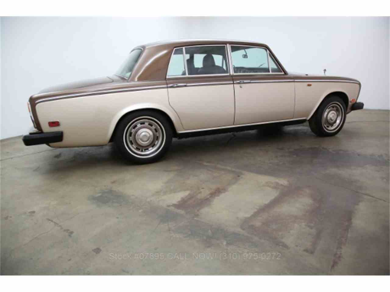 Large Picture of 1979 Silver Shadow located in California Offered by Beverly Hills Car Club - M4TX