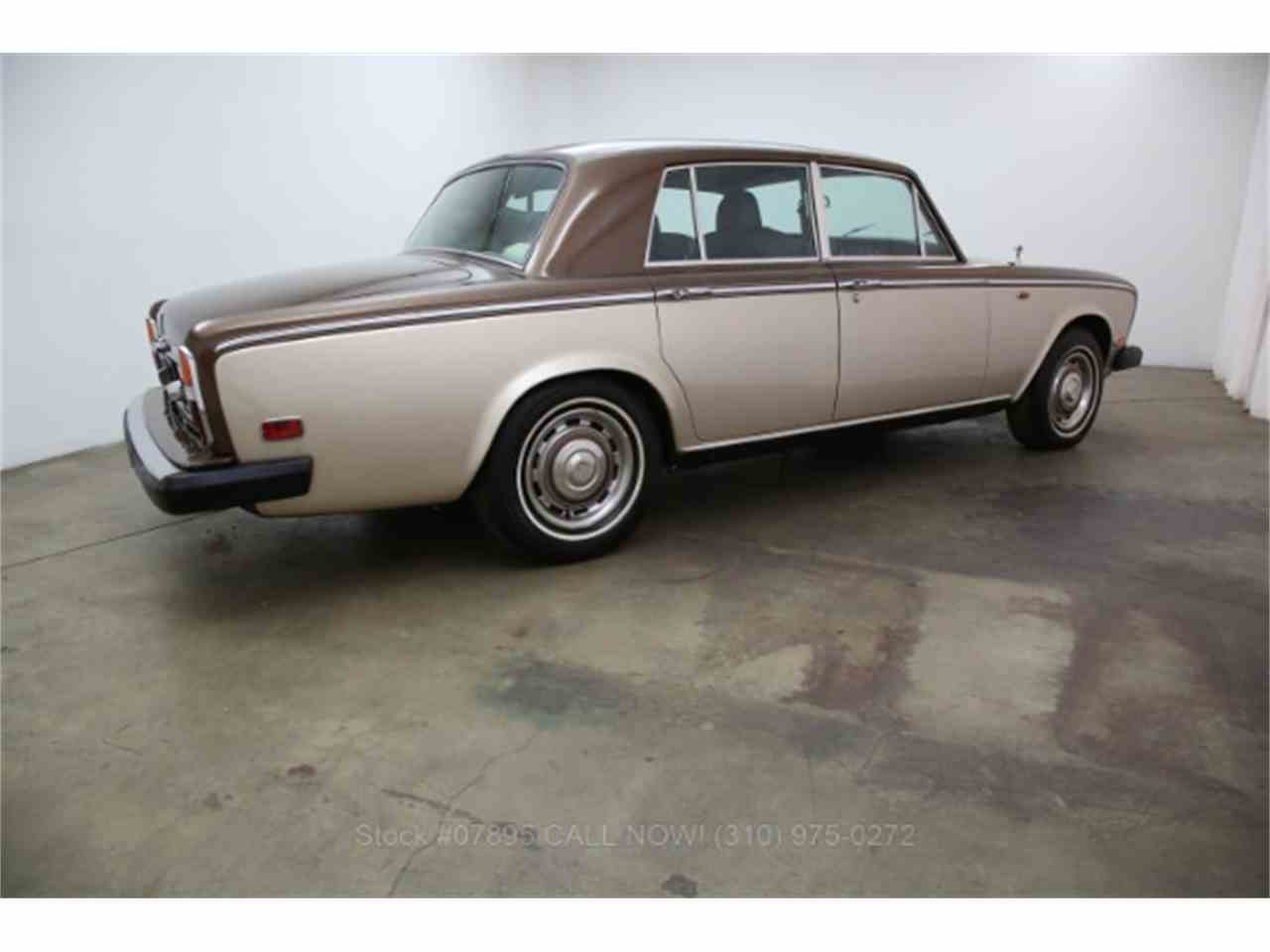 Large Picture of '79 Rolls-Royce Silver Shadow - M4TX