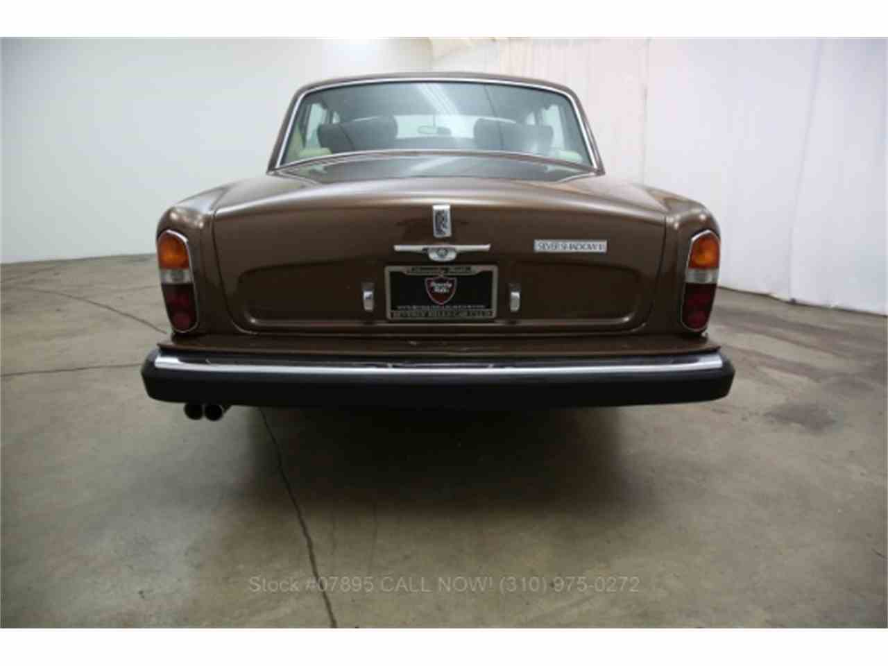 Large Picture of '79 Rolls-Royce Silver Shadow located in California - M4TX
