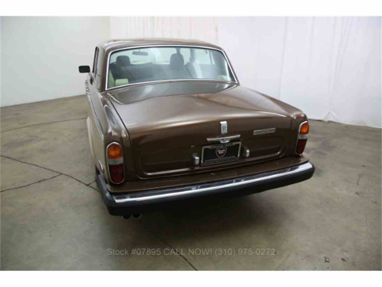 Large Picture of '79 Silver Shadow located in California Offered by Beverly Hills Car Club - M4TX