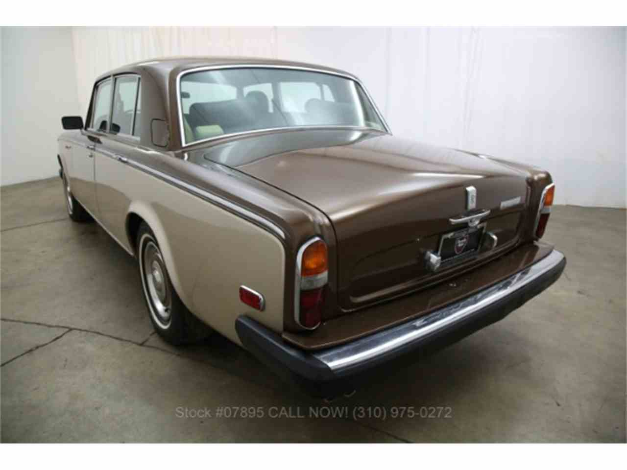 Large Picture of 1979 Silver Shadow located in Beverly Hills California Offered by Beverly Hills Car Club - M4TX
