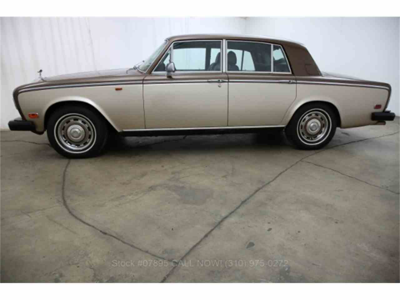 Large Picture of 1979 Silver Shadow located in California - $9,750.00 - M4TX