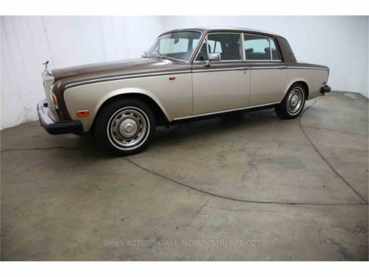 Large Picture of '79 Rolls-Royce Silver Shadow located in Beverly Hills California - $9,750.00 - M4TX