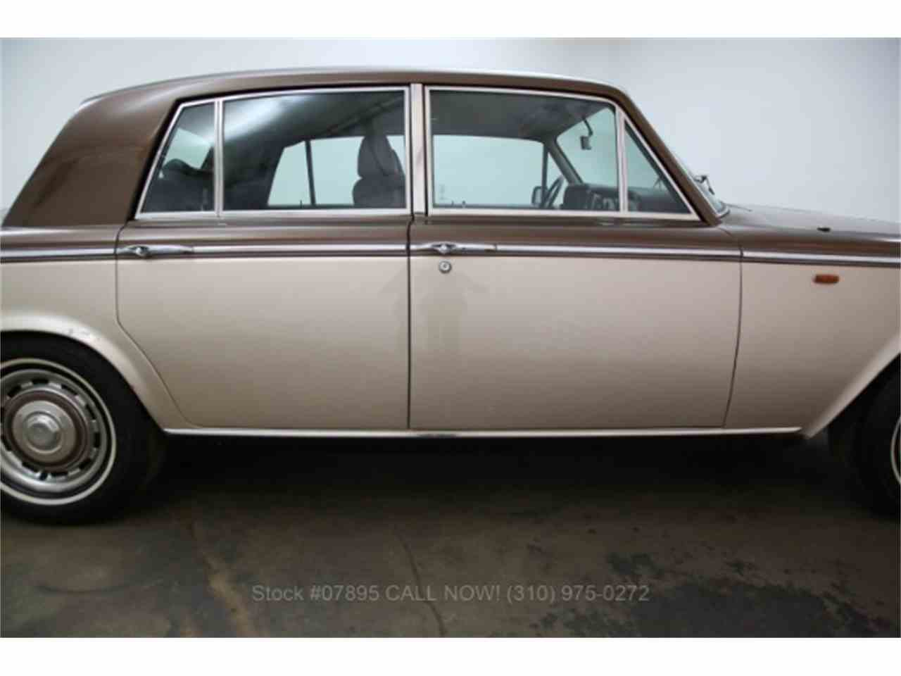Large Picture of '79 Silver Shadow located in Beverly Hills California - $9,750.00 - M4TX