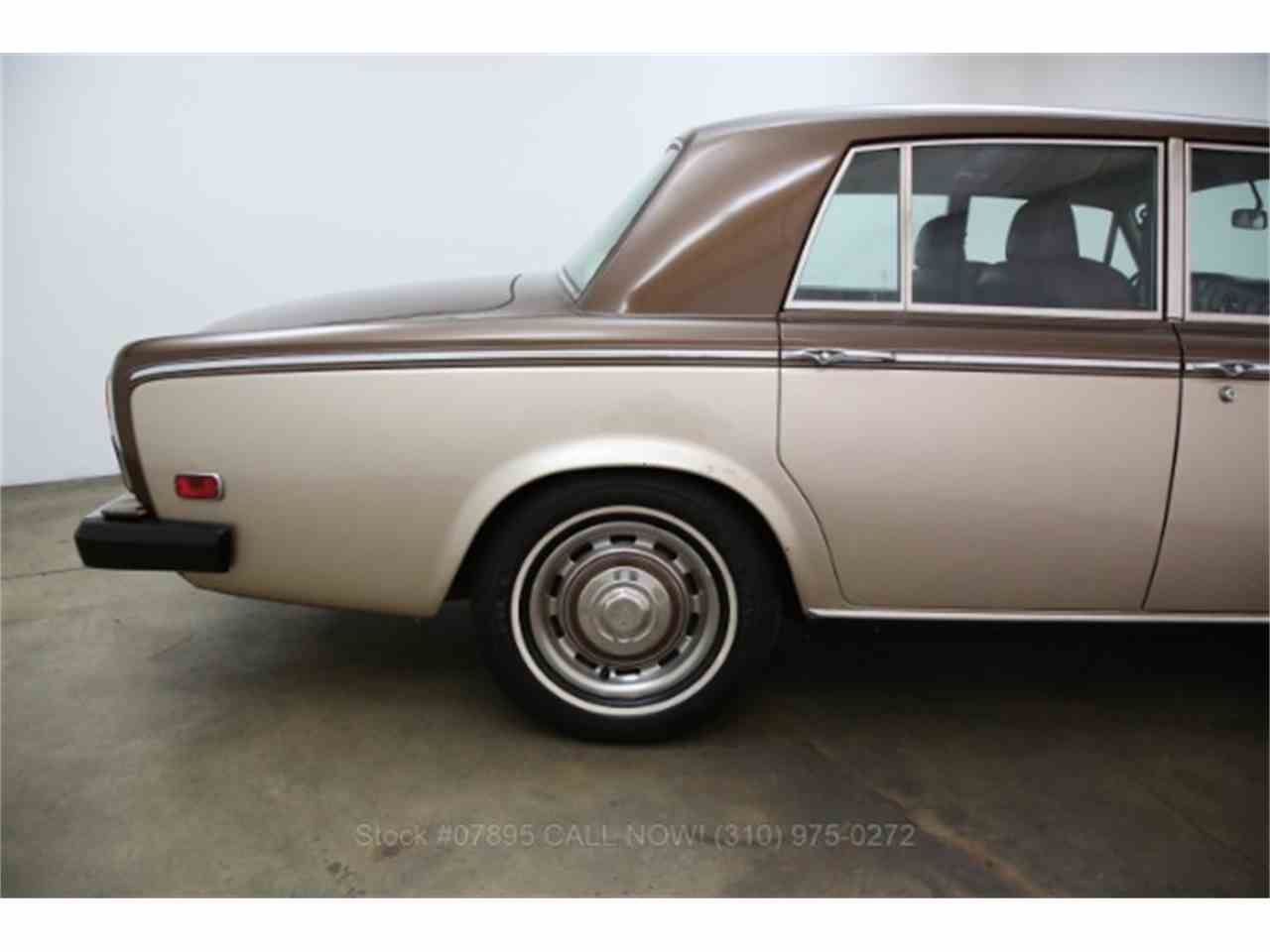 Large Picture of 1979 Rolls-Royce Silver Shadow located in California Offered by Beverly Hills Car Club - M4TX