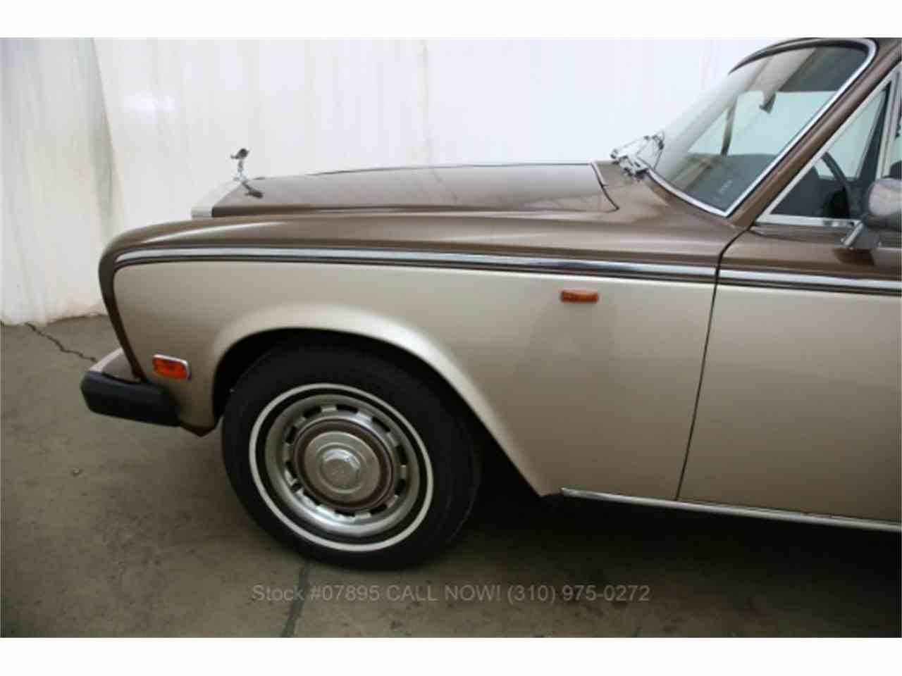 Large Picture of '79 Silver Shadow Offered by Beverly Hills Car Club - M4TX