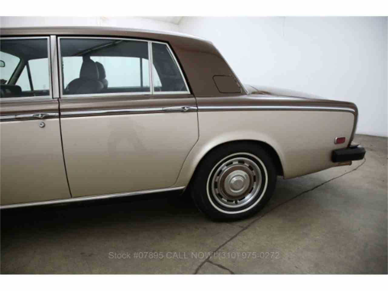 Large Picture of '79 Rolls-Royce Silver Shadow located in California Offered by Beverly Hills Car Club - M4TX