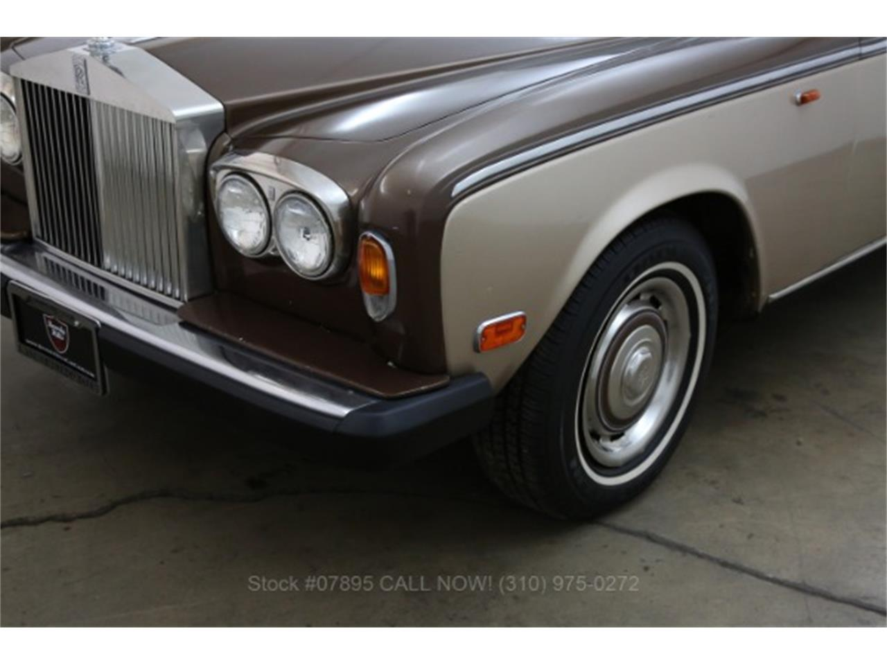 Large Picture of '79 Silver Shadow - M4TX
