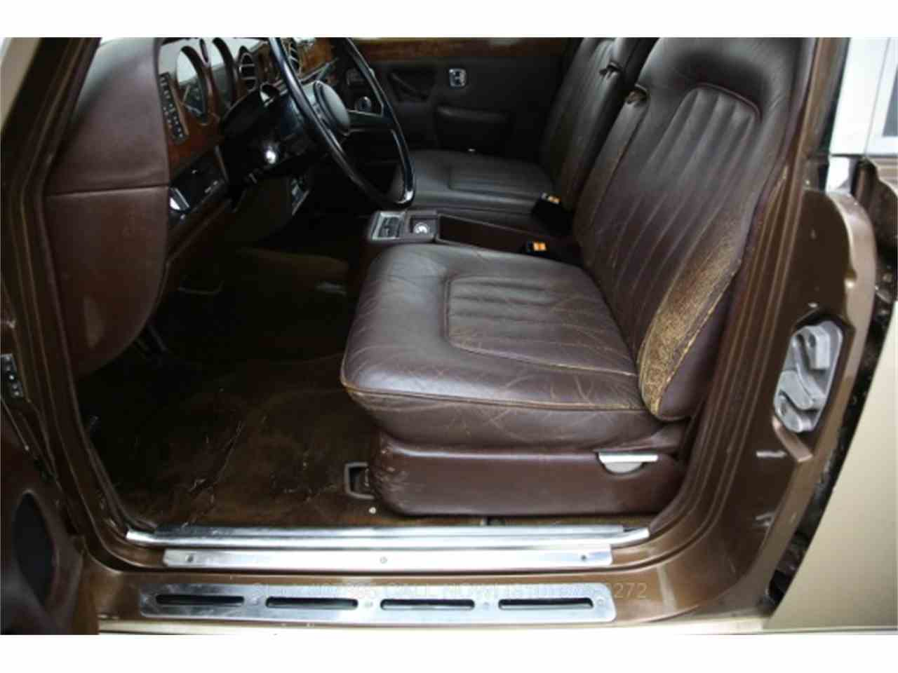 Large Picture of '79 Silver Shadow located in California - $9,750.00 Offered by Beverly Hills Car Club - M4TX