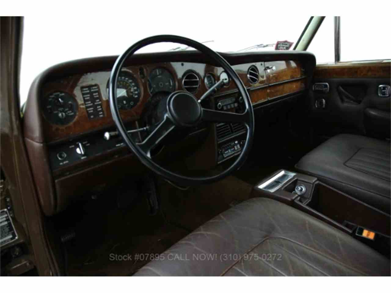 Large Picture of '79 Rolls-Royce Silver Shadow located in Beverly Hills California Offered by Beverly Hills Car Club - M4TX
