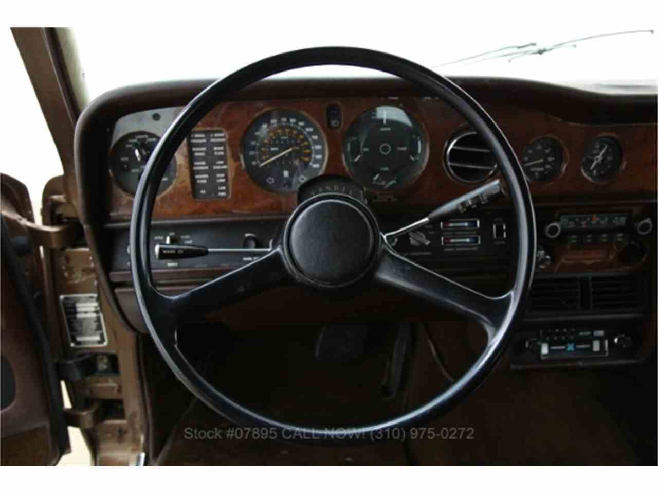 Large Picture of 1979 Silver Shadow located in Beverly Hills California - $9,750.00 Offered by Beverly Hills Car Club - M4TX