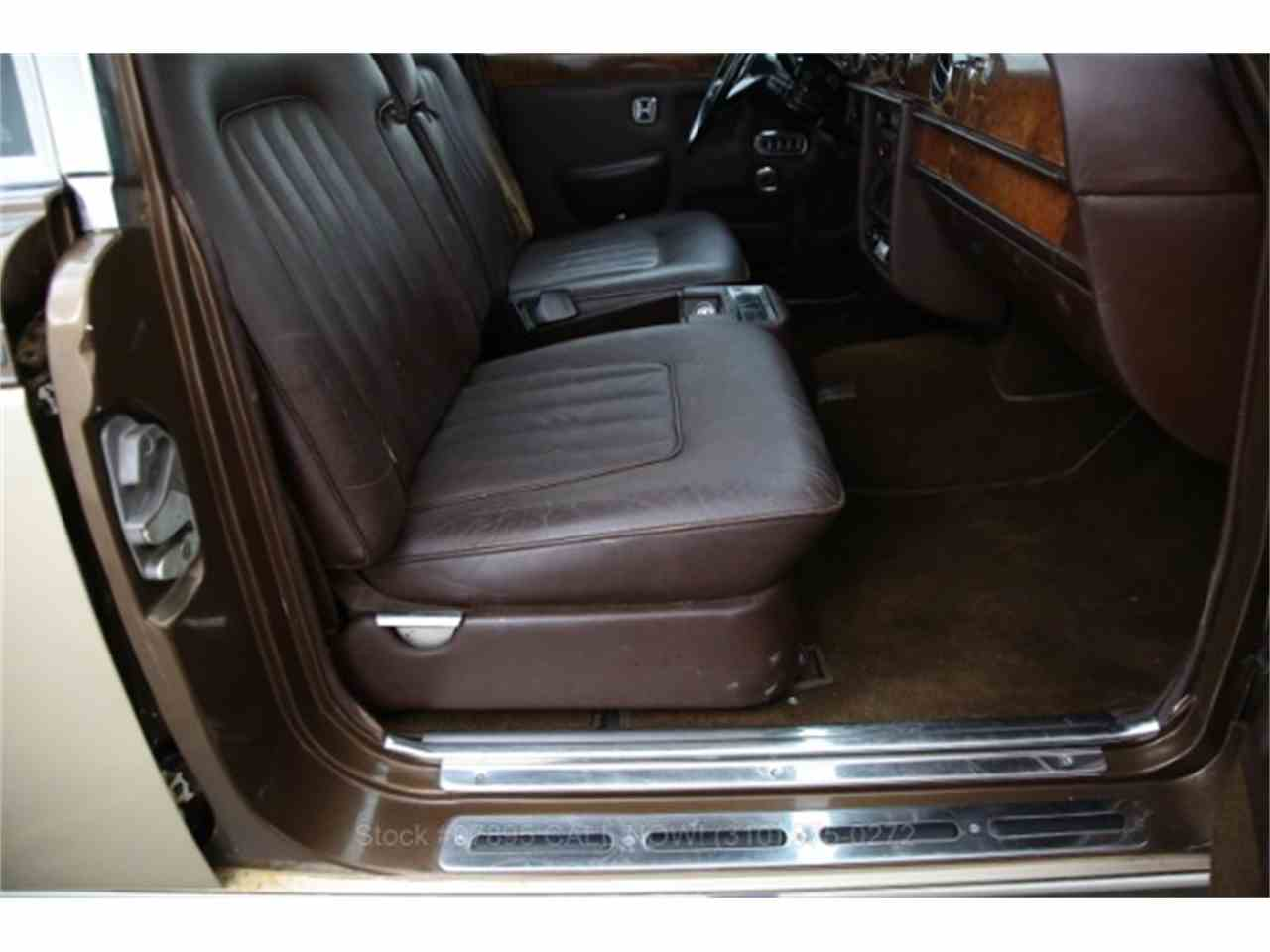Large Picture of 1979 Rolls-Royce Silver Shadow located in Beverly Hills California - $9,750.00 Offered by Beverly Hills Car Club - M4TX