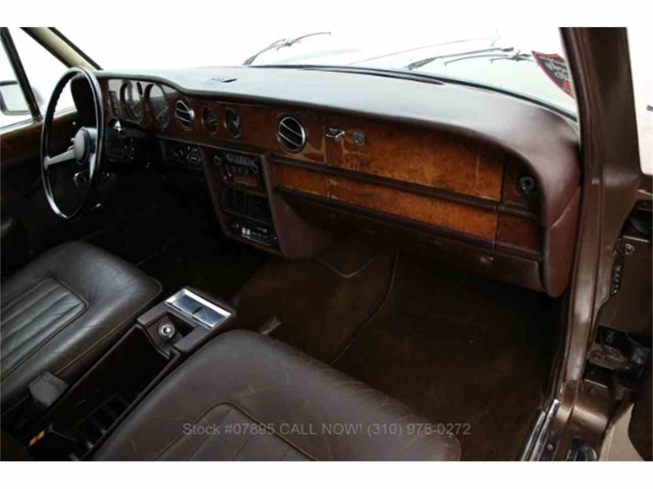 Large Picture of 1979 Rolls-Royce Silver Shadow located in Beverly Hills California - M4TX